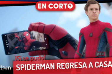 Spiderman regresa al MCU