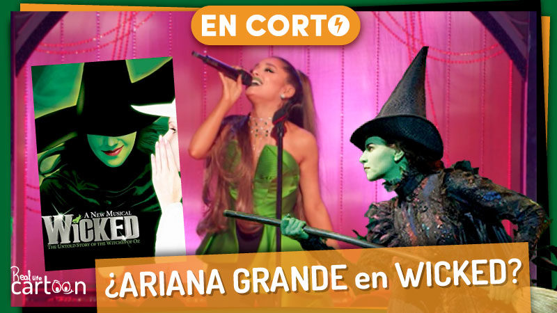 Ariana Grande en Wicked