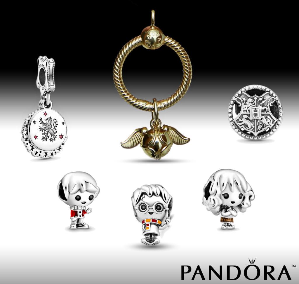 Pandora lanzará una colección inspirada en Harry Potter – Real ...